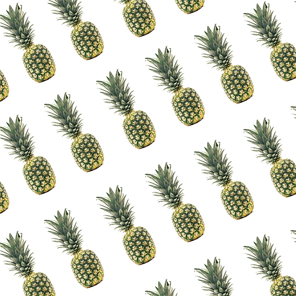 pineapple pattern iphone wallpaper background